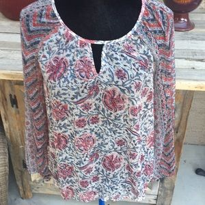 LUCKY BRAND TOP SMALL